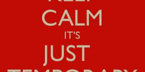 Keep calm, it's just tempDB