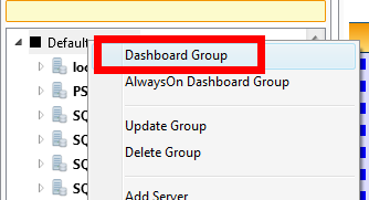 dashboard Group